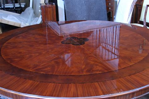 Extra Large Round Dining Table Circa 111 Extra Large
