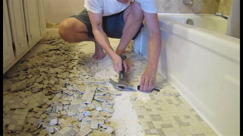 bathroom remodel cost estimate materials demo floor
