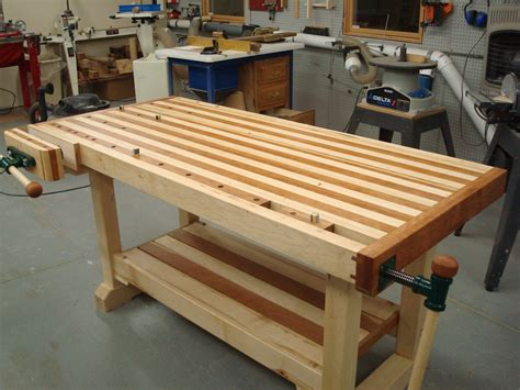 woodworking bench  dock  lumberjockscom
