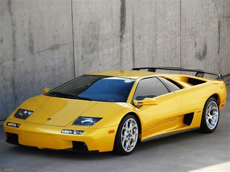 Wallpapers of Lamborghini Diablo VT 6.0 2000–01 (2048x1536)