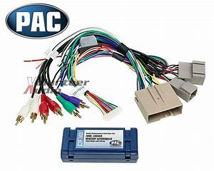 2000 Ford Mustang Stereo Wiring Harness