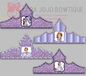 sofia the first crown template wwwpixsharkcom images With sofia the first crown template