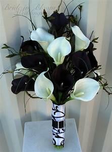 Deco Noir Et Blanc : inspiration mariage de printemps en noir et blanc ~ Melissatoandfro.com Idées de Décoration