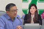 王定宇、顏若芳同居「侵害配偶權」?律師點出關鍵 - 華視新聞網