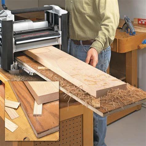 essential planer secrets   woodworking planer