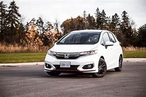 Review  2018 Honda Fit Sport
