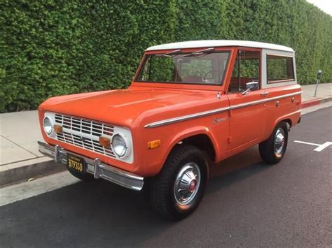 Early Ford Parts by Best 25 Ford Bronco Parts Ideas On Ford