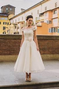 top 40 most loved tea length wedding dresses deer pearl