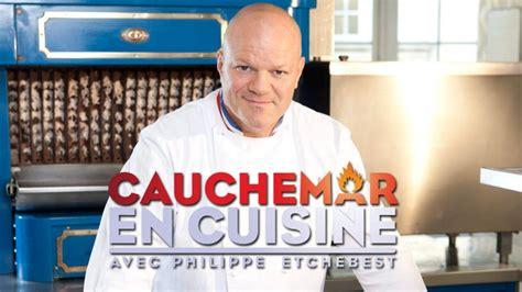philippe cauchemar en cuisine cauchemar en cuisine en mission dans le rhône ce mardi soir