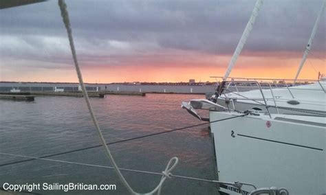 Living On A Boat Sailing The World by Why Living On A Boat In A Marina Is Better Than Living In