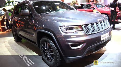 2017 Jeep Grand Cherokee Trailhawk 3.0l Diesel
