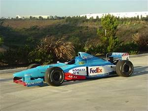 Mercier Automobiles : awr racing benetton formula 1 car owned by doug mercier ~ Gottalentnigeria.com Avis de Voitures