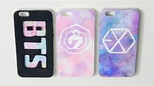 DIY Kpop Phone Case Ideas - GOT7, BTS & EXO, heyimvicky