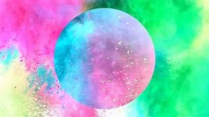 Color, Burst, 12, Motion, Background