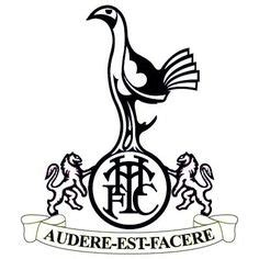 Tottenham Hotspur Logo Template by Football Club Tattoos Tattoo Designs Tattoo Pictures