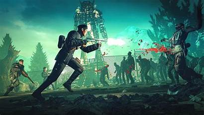 Fighting Cool Horror Nazi Army Tactical Zombie