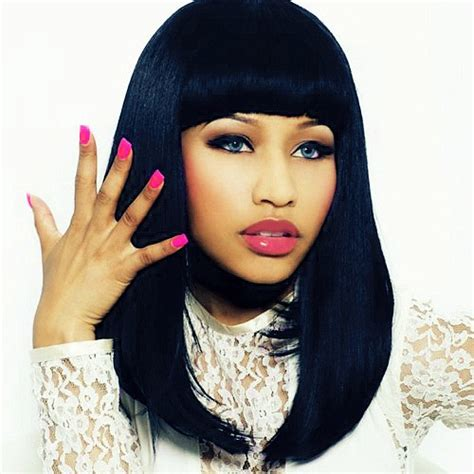 35 Super Sexy Nicki Minaj Hairstyles