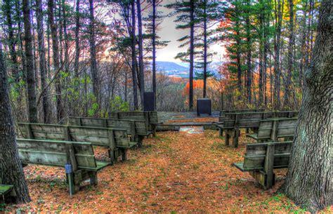 amphitheatre  wildcat mountain state park wisconsin