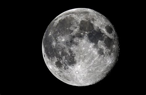 Why Do People See Faces In The Moon