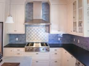 Blue Kitchen Tile Backsplash Projects Smithcraft Construction