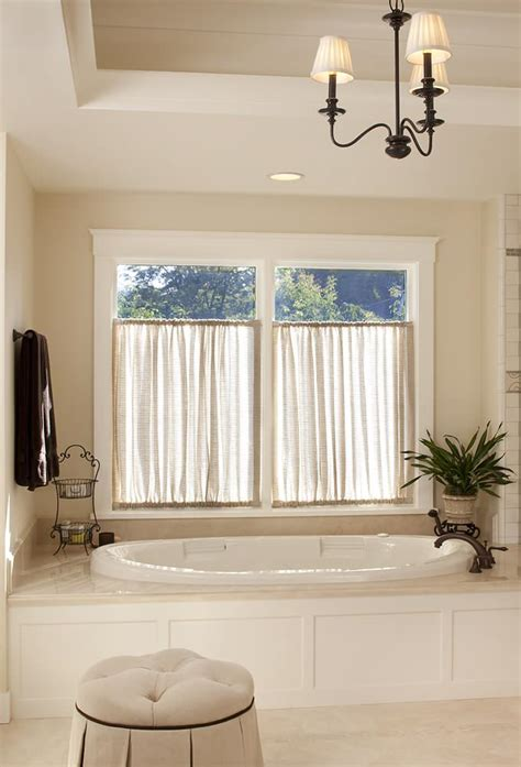 ideas for bathroom window treatments 15 wonderfully creative window treatment ideas casselmans