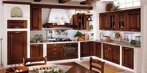 vend ensemble de meubles de cuisine traditionnel bois With ensemble de cuisine en bois