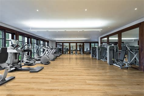 Gym Interior : 5 Ideas For Decorating Your Business Premises » Blog