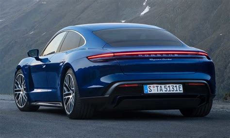2020 Porsche Taycan: The Soul of a Spirited Young Horse ...