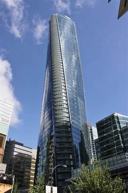 Vancouver Trump Tower Tallest Buildings Hotel International