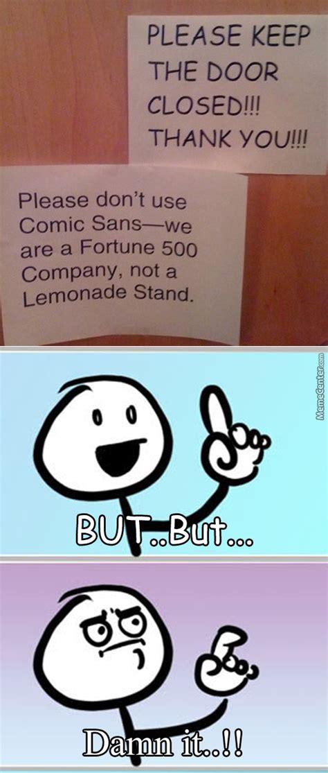 Meme Caption Font - title with different fonts by blazerdon meme center
