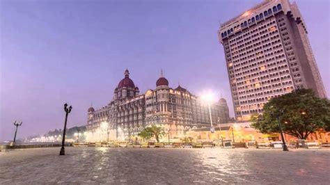 gateway  india taj mahal palace hotel mumbai india