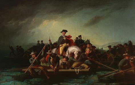 George Washington's Crossing Of The Delaware River Wikipedia