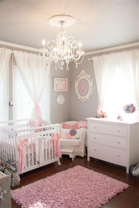 chambre bébé fille moderne décoration pour la chambre de bébé fille archzine fr
