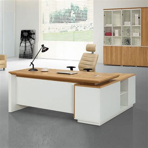 volga office table betterhomeindia executive table