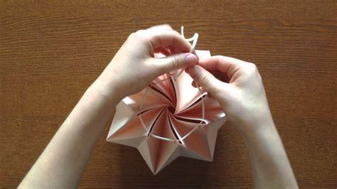 abat jour origami oeuvre d en papier pour votre