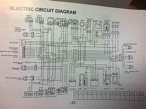 50cc Scooter Wiring Schematic