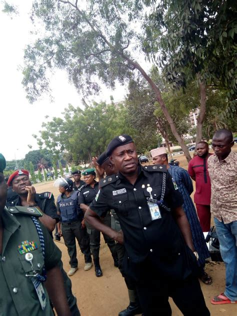 Second anniversary of zaria massacre and illegal detention of sheikh zakzaky. Govt Not Comfortable With Abuja Free Zakzaky Sit Out - Police - Reflection-Online