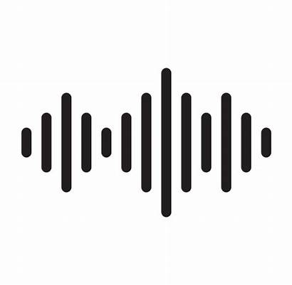 Sound Wave Clipart Audio Waves Vector System