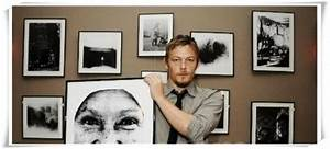 Norman and his photography | Norman Reedus | Pinterest
