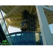 Space Needle Elevator Capsule  In Seattle