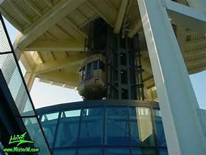 Space Needle Elevator Capsule