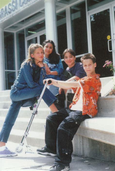 degrassi kids move   high school life  series