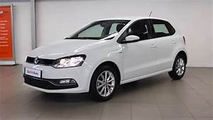 Polo 1 2 Tsi 90 : volkswagen polo occasion 1 2 tsi 90 bluemotion technology blanc s rie lounge 2626 youtube ~ Maxctalentgroup.com Avis de Voitures
