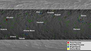 Mysterious Bright Spots Suggest Geologic Activity on Ceres