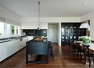 Maison moderne et familiale au coeur de sydney vivons maison for Salle À manger contemporaine avec modà le de cuisine Équipée