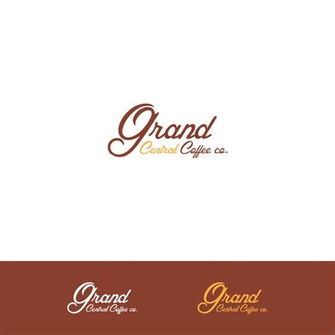 Cool trendy coffee shop on the east side. Create a brand new logo for the Grand Central Coffee Company! | Logo design contest