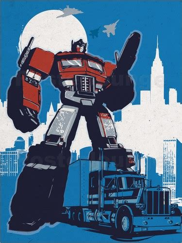 toastdesign alternative optimus prime retro transformers
