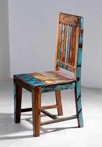 Shabby Chic Stuhl : 6x shabby chic vintage stuhl 50x100x46cm ~ Eleganceandgraceweddings.com Haus und Dekorationen