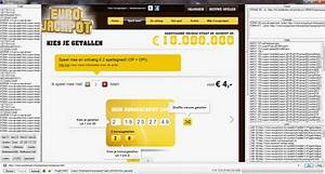 Lotto Gewinn Berechnen : eurojackpot software zur auswertung und berechnung ~ Themetempest.com Abrechnung