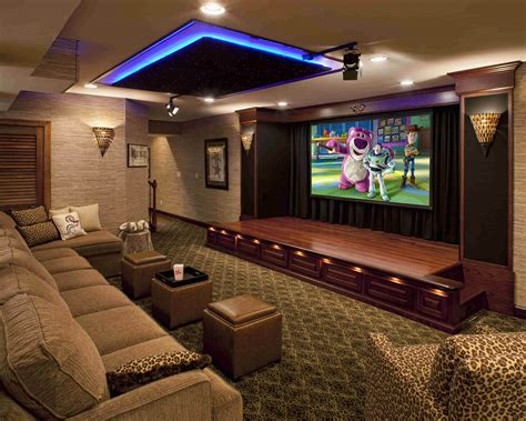 Home Theatre : Home Theater & Automation Blog-media Rooms